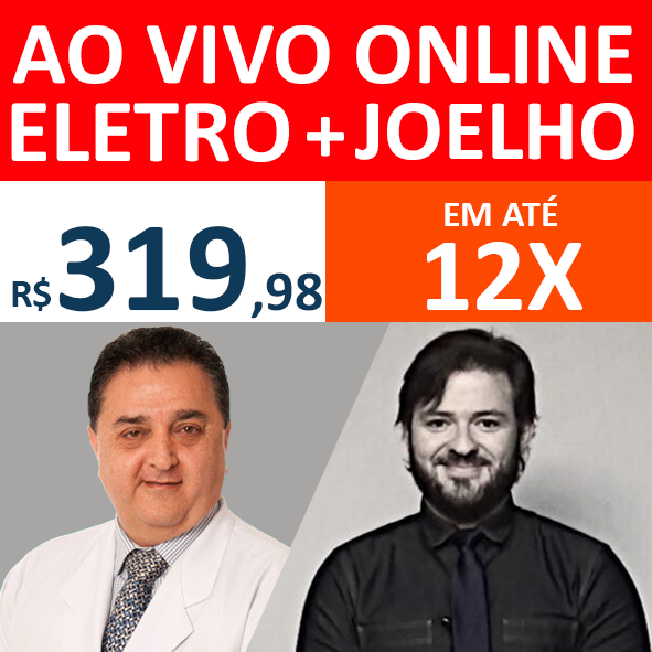 Ao Vivo Online - Eletro + Joelho