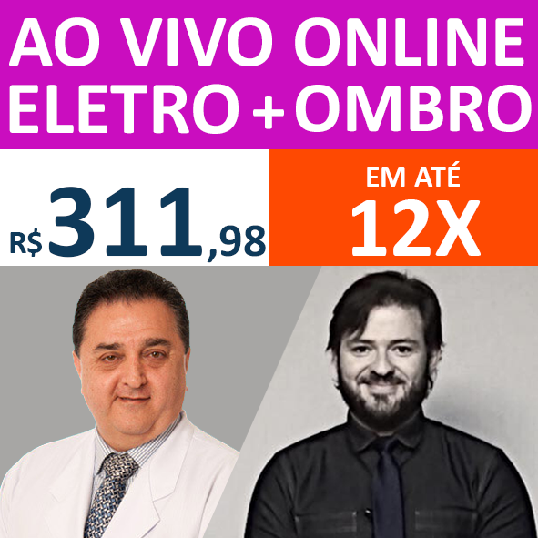 Ao Vivo Online Eletro + Ombro