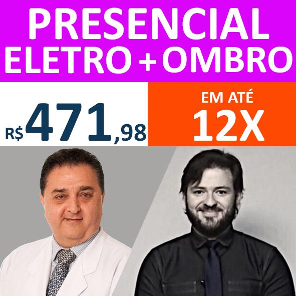 Presencial - Eletro + Ombro