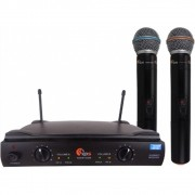 Microfone KADOSH KDSW-402 M S/Fio UHF
