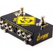 Pedal para guitarra Fire Loop Trial