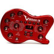 Simulador de Amplificador V-AMP 3 Behringer