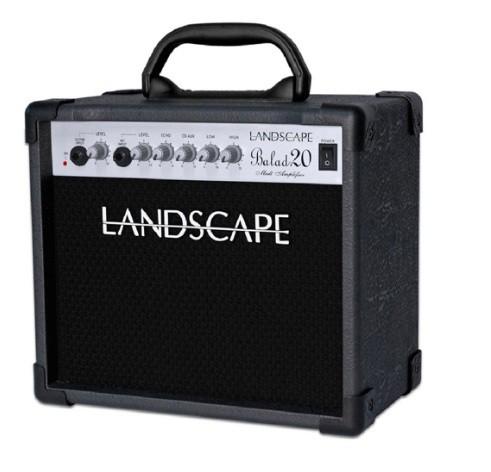 Amplificador Para Violão Balad 20 - Landscape