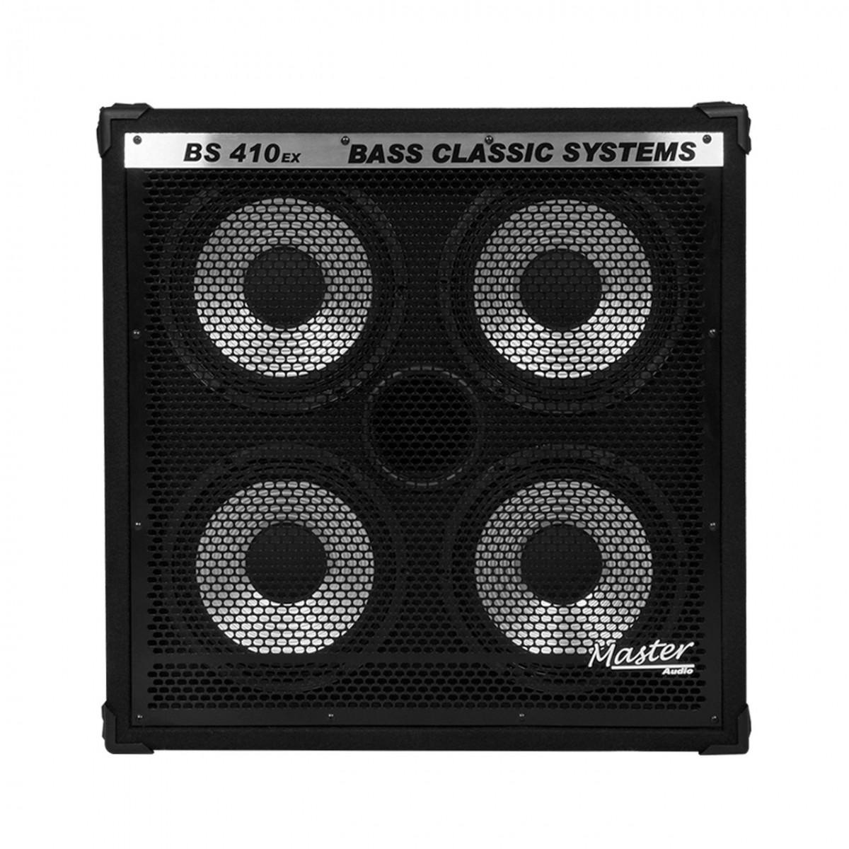 Caixa Master Áudio BS 410 EX Contra-Baixo