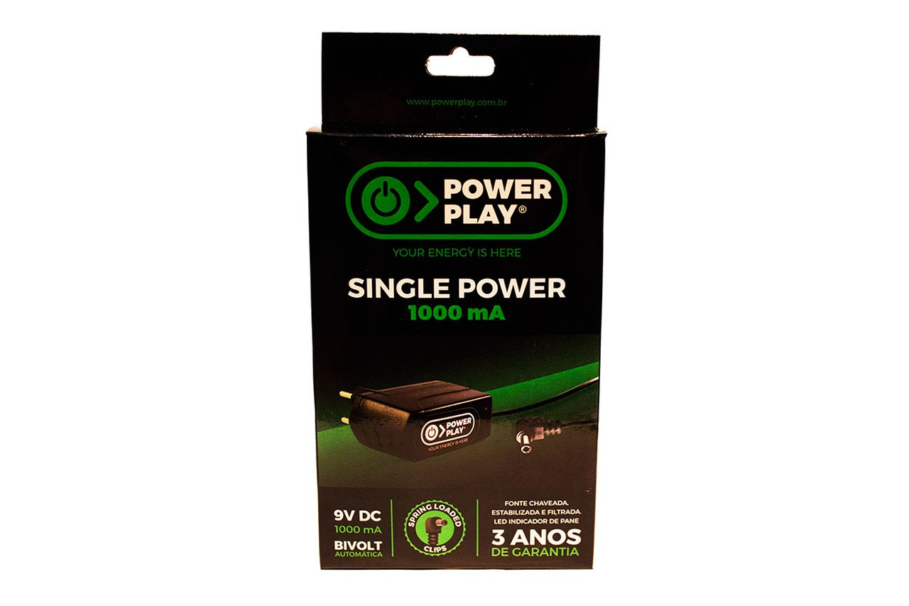 Fonte Power Play Single Power