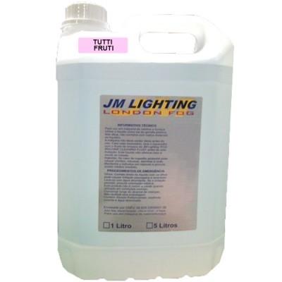 Liquido p/ Maquina de Fumaça JM Lighting 5 Litros