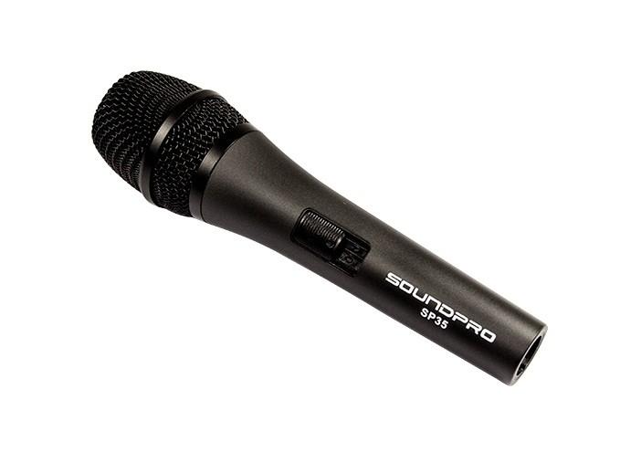 Microfone Sound Pro SP 35
