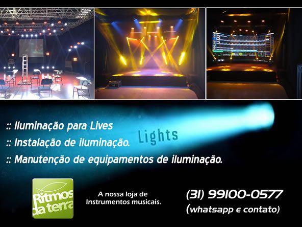 Serviços de Iluminação