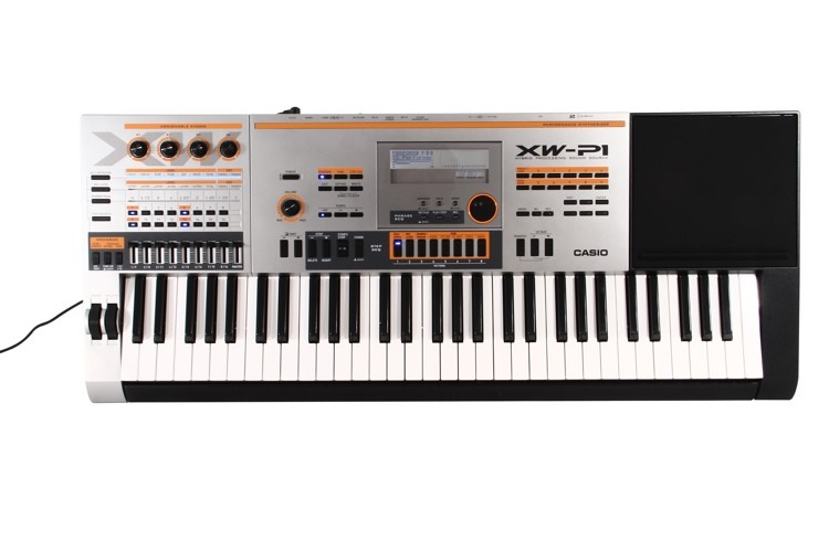 Sintetizador Casio XW-P1