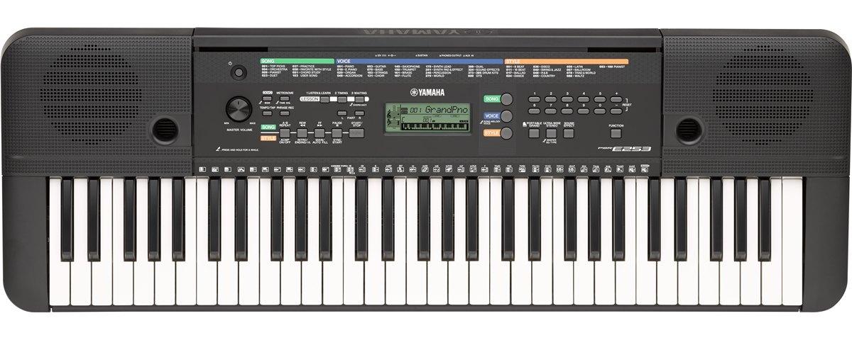 Teclado Yamaha PSR-E253