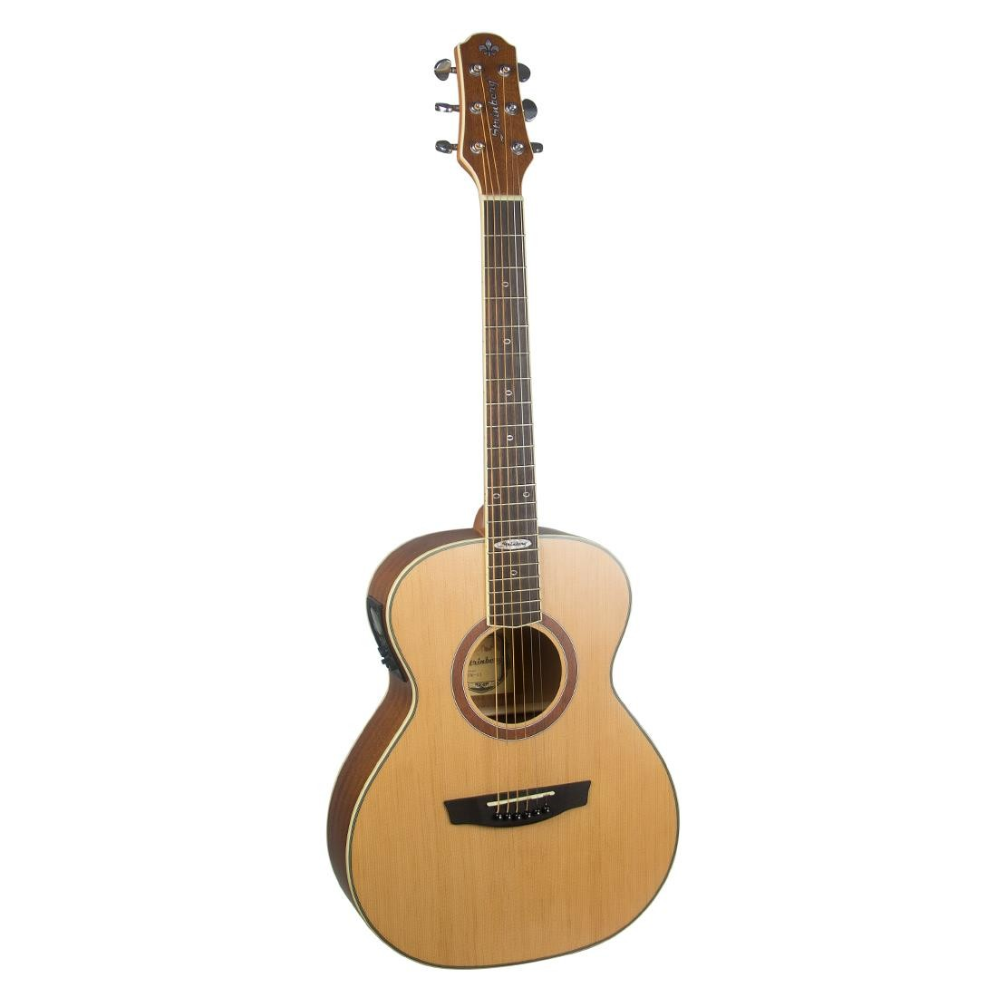 Violão Mini Strinberg SM 15 NS