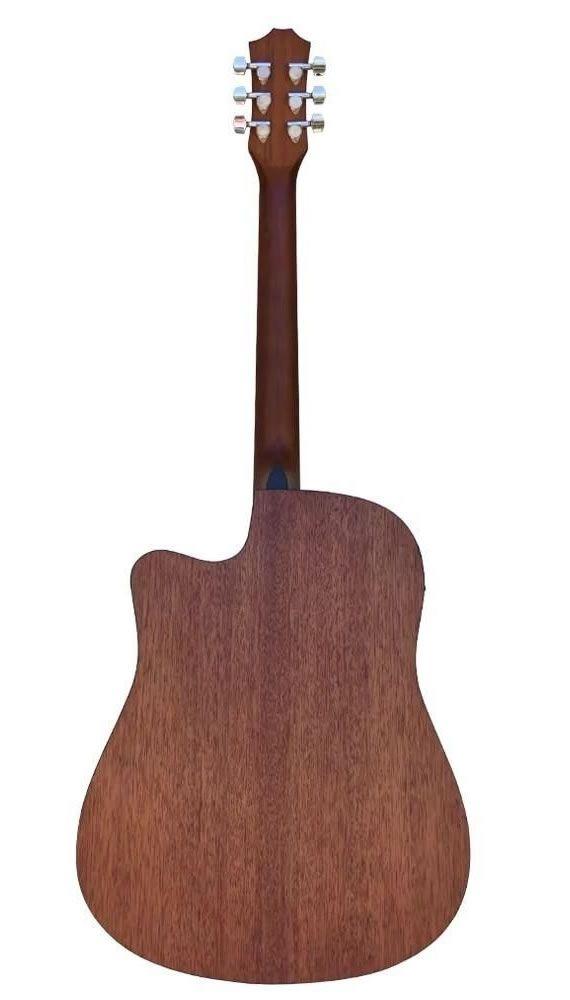 Violão Shelby Sgd195c Folk Elétrico Natural Acetinado