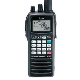 ICOM IC-A6 RÁDIO PORTÁTIL VHF
