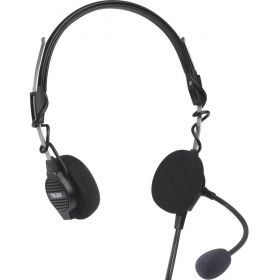 TELEX AIRMAN 750 HEADPHONE PLUGUE DUPLO
