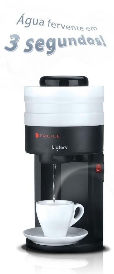 2 X LIGFERV - Fervedor de Água Instantâneo