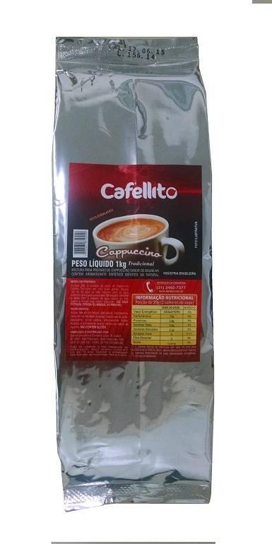 Cappuccino Cafellito 1kg