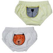 Slip Baby Aveludada c/02 Gell Underwear