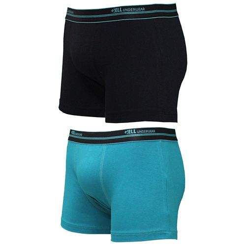 Boxer Cotton Gell Underwear C/2