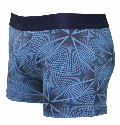 Boxer Microfibra Estampada Gell Underwear