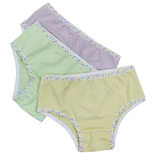 Calcinha Kids Microfibra C/3 You Lingerie