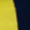 Amarelo/Azul marinho