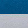 Azul Órbita/Branco