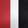 Vermelho/Branco/Preto
