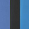 azul/preto/turquesa