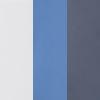 Branco/Azul Orbita/Chumbo