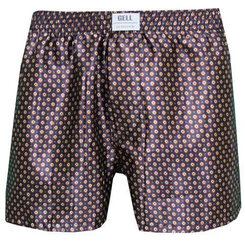 Samba Canção Cetim Gell Underwear