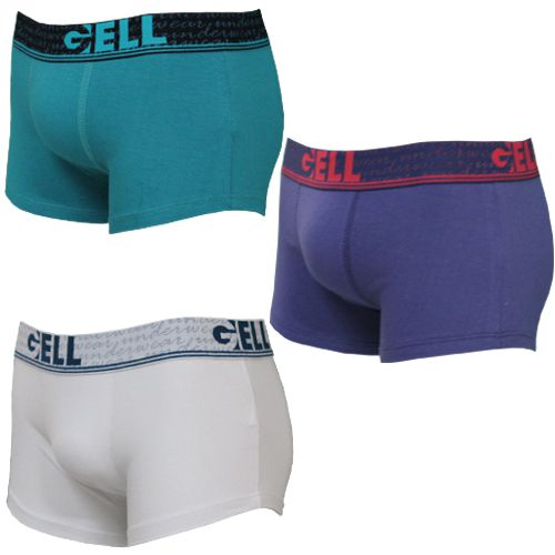 Sunga Cotton c/03 Gell Underwear