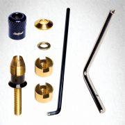 Alavanca para ponte tremolo (Floyd Rose) Kit completo 415037 - ZODYAK