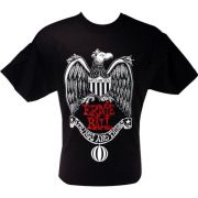 CAMISETA XL STRING & THINGS PRETA 4191 - ERNIE BALL