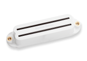 Captador mini Humbucker Hot Rails for Strat White 11205-02-WSHR-1b Ponte - SEYMOUR DUNCAN