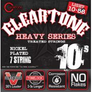 ENCORDOAMENTO GUITARRA 7 CORDAS MONSTER HEAVY SERIES 10-56 9410-7 - CLEARTONE