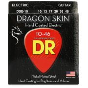ENCORDOAMENTO GUITARRA DRAGON SKIN DSE-10 - DR STRINGS