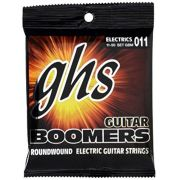 ENCORDOAMENTO GUITARRA GBM 0.11 - 0.50 - GHS