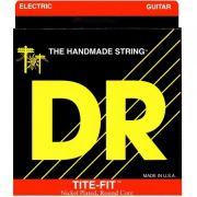 ENCORDOAMENTO P/ GUITARRA TITE-FIT PACOTE DUPLO LT2-9 - DR STRINGS