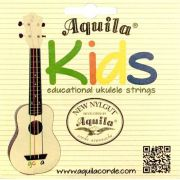ENCORDOAMENTO UKULELE NEW NYLGUT KIDS - AQUILA