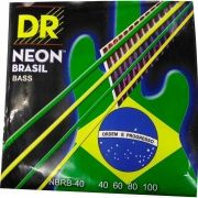 ENCORDOAMENTO Hi-Def NEON BRAZIL 0.11 NBRA-11 - DR STRINGS