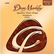 ENCORDOAMENTO VIOLAO SIGNATURE SERIES, VINTAGE BRONZE, MEDIUM 12,54 2004A  - DEAN MARKLEY