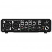 INTERFACE DE AUDIO 2X2 U-PHORIA UMC202HD - BEHRINGER