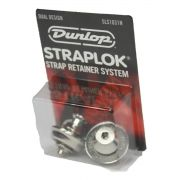 KIT STRAP LOCK DUAL DESIGN NICKEL SLS1031N DUNLOP