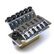 PONTE TIPO FLOYD ROSE LB63  - STRING SAVER PS-0080-C0 - CROMADA - GRAPHTECH