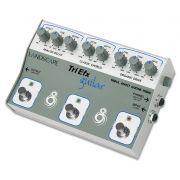 Processador (pedal) de efeito de áudio TriEfx Guitar TRIGT - LANDSCAPE