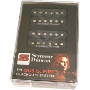 SET CAPTADORES BLACKOUT AHB-11S GUS G - SEYMOUR DUNCAN