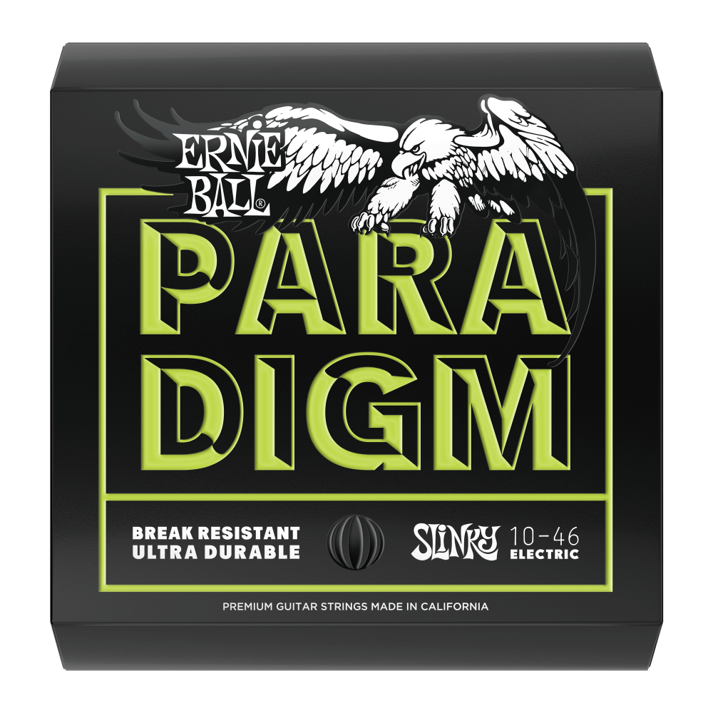 2021 CORDA 010.046 P GUITARRA ERNIE BALL PARADIGM REGULAR SLINKY