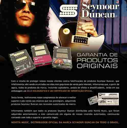 Amplificador Para pedalboard Power Stage 170 110V 11901-002 - SEYMOUR DUNCAN