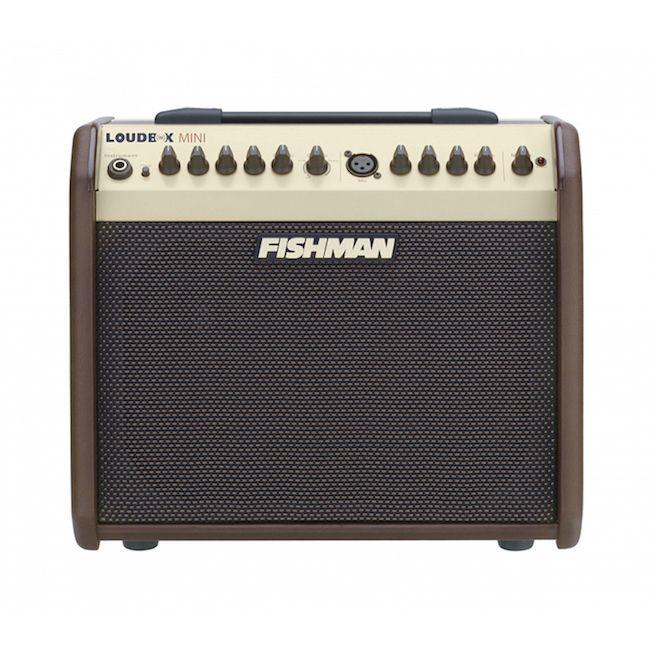 Amplificador para violão 60W RMS Loudbox Mini - PRO-LBX-EX5 - FISHMAN