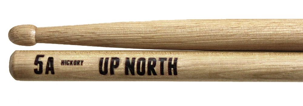 BAQUETA WHITE HICKORY UP NORTH 5A LCDUP5A - LOS CABOS